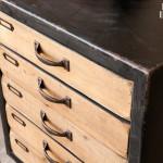 Commode Van Ness – mobilier industriel Produit Intérieur Brut