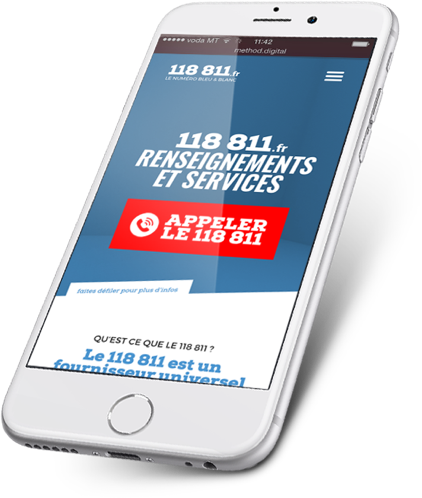 118811 : le numéro qui offre de nombreux services